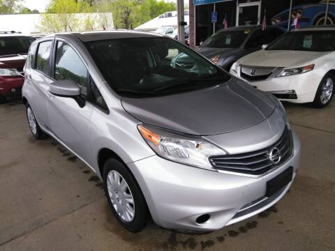 2015 Nissan Versa Note for sale at Divine Auto Sales LLC in Omaha NE