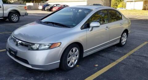 2006 Honda Civic for sale at InstaCar LLC in Independence MO