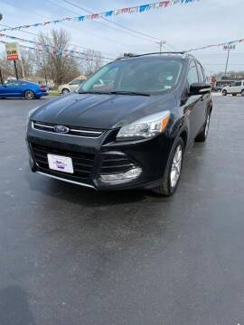 2014 Ford Escape for sale at County Seat Motors in Union MO