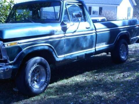1978 Ford F-150 for sale at Haggle Me Classics in Hobart IN