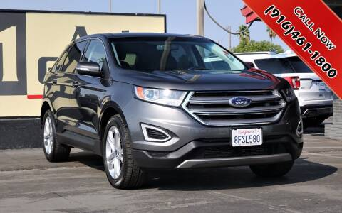 2017 Ford Edge for sale at H1 Auto Group in Sacramento CA