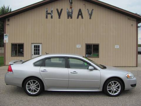 2013 Chevrolet Impala for sale at HyWay Auto Sales in Holland MI