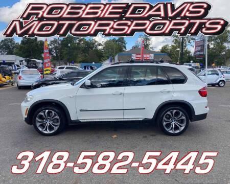 2012 BMW X5 for sale at Robbie Davis Motorsports in Monroe LA