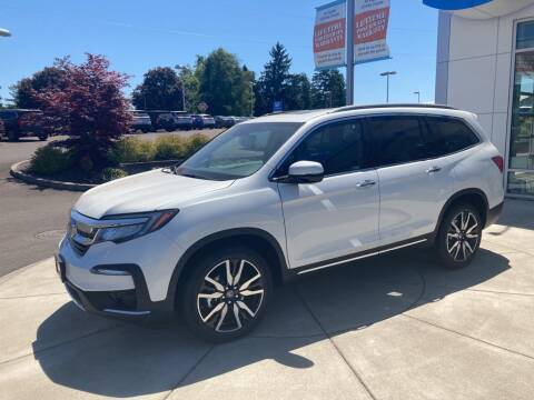 2021 Honda Pilot for sale at Price Honda in McMinnville in Mcminnville OR
