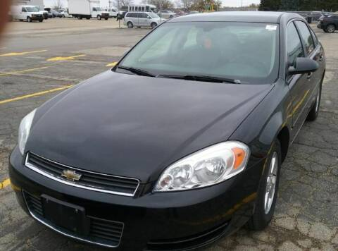 2008 Chevrolet Impala for sale at Knowlton Motors, Inc. in Freeport IL