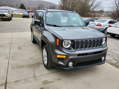 2019 Jeep Renegade for sale at A - K Motors Inc. in Vandergrift PA