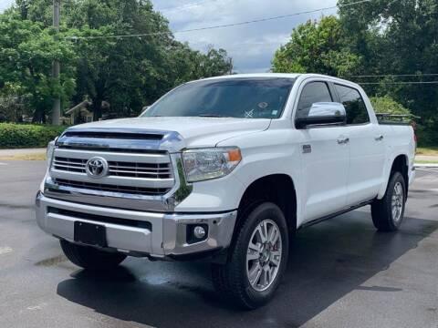 2014 Toyota Tundra for sale at Consumer Auto Credit in Tampa FL