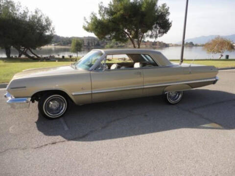1963 Chevrolet Impala for sale at Hines Auto Sales in Marlette MI