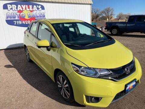 2016 Honda Fit for sale at Praylea's Auto Sales in Peyton CO