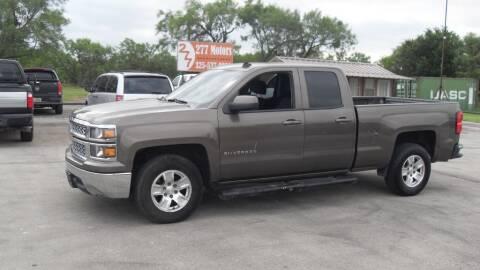 2014 Chevrolet Silverado 1500 for sale at 277 Motors in Hawley TX