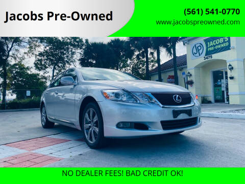 2008 Lexus GS 350 for sale at Jacobs Pre-Owned in Lake Worth FL