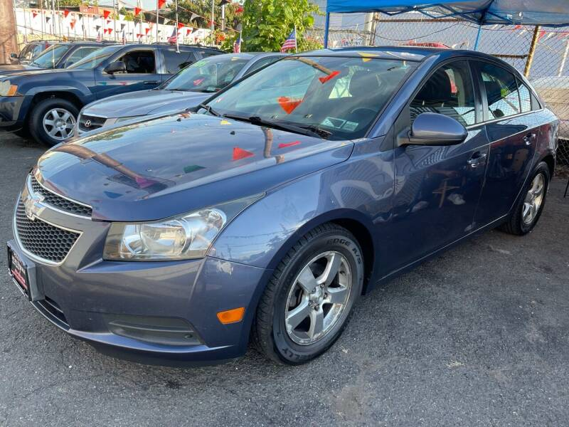 2014 Chevrolet Cruze for sale at North Jersey Auto Group Inc. in Newark NJ
