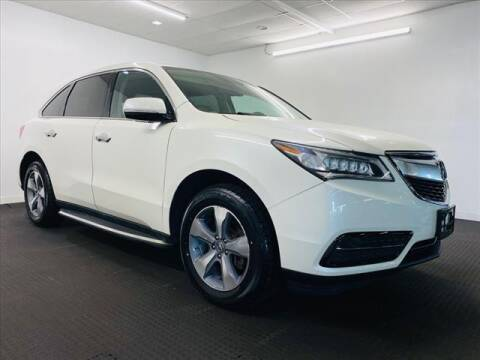 2014 Acura MDX for sale at Champagne Motor Car Company in Willimantic CT