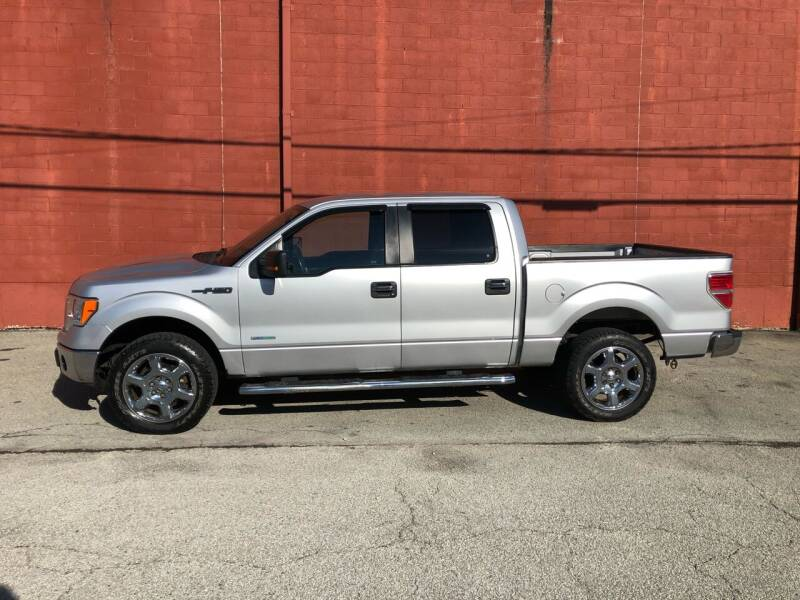 2013 Ford F-150 for sale at ELIZABETH AUTO SALES in Elizabeth PA