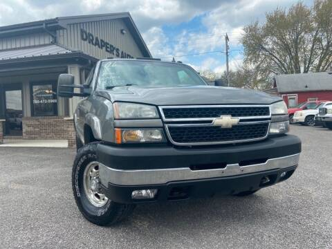 2006 Chevrolet Silverado 2500HD for sale at Drapers Auto Sales in Peru IN