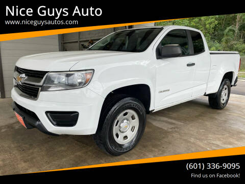 2017 Chevrolet Colorado for sale at Nice Guys Auto in Hattiesburg MS