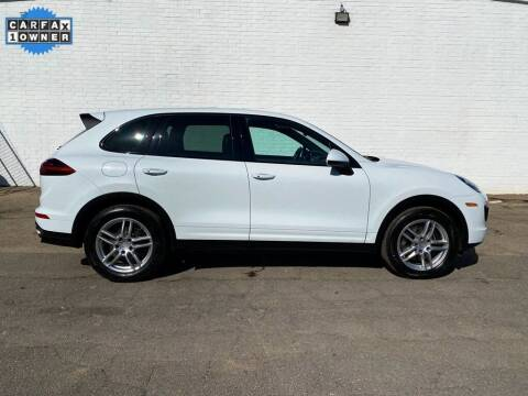 2016 Porsche Cayenne for sale at Smart Chevrolet in Madison NC