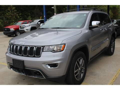 2018 Jeep Grand Cherokee for sale at Inline Auto Sales in Fuquay Varina NC