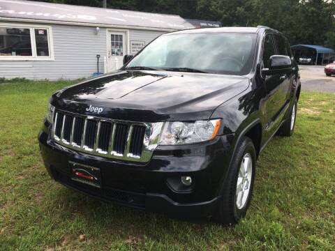 2013 Jeep Grand Cherokee for sale at Manny's Auto Sales in Winslow NJ