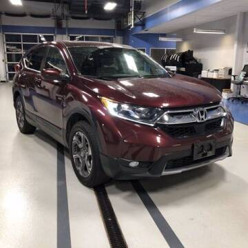 2017 Honda CR-V for sale at Simply Better Auto in Troy NY