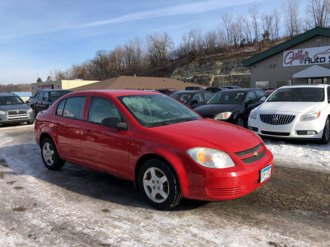2007 Chevrolet Cobalt for sale at Gilly's Auto Sales in Rochester MN