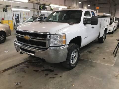 2013 Chevrolet Silverado 2500HD for sale at KA Commercial Trucks, LLC in Dassel MN