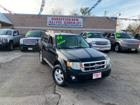 2009 Ford Escape for sale at Brothers Auto Group in Youngstown OH