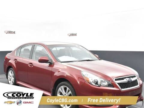2014 Subaru Legacy for sale at COYLE GM - COYLE NISSAN - New Inventory in Clarksville IN