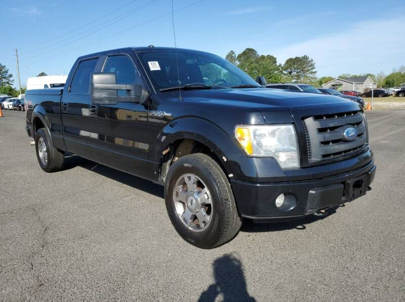 2009 Ford F-150 for sale at Collection Auto Import in Charlotte NC