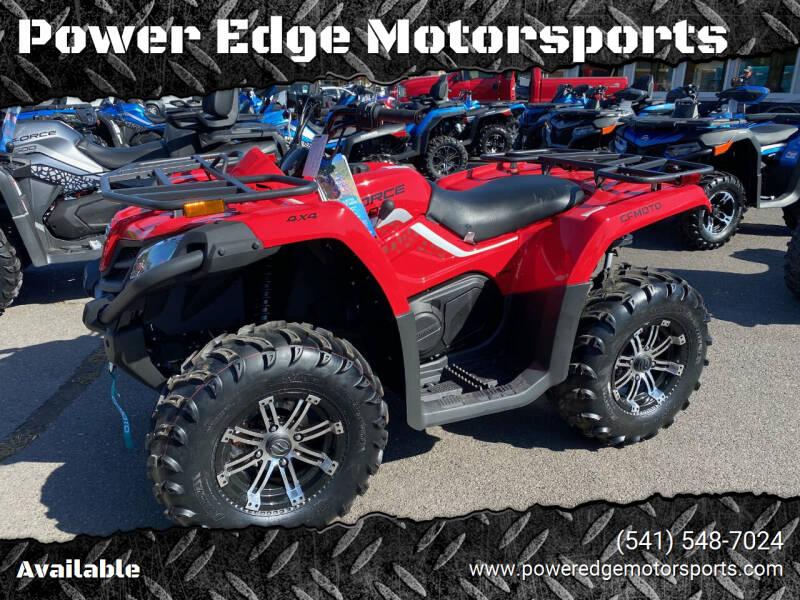 2021 CF Moto CForce 500 for sale at Power Edge Motorsports in Redmond OR