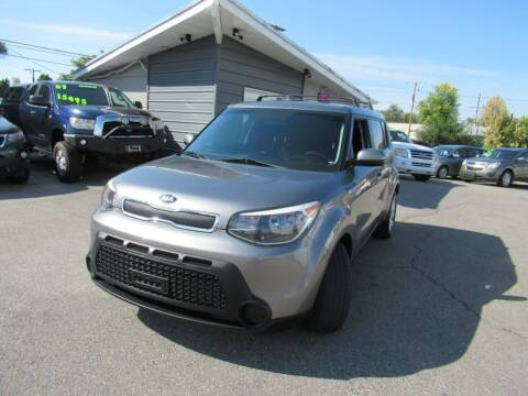 2015 Kia Soul for sale at Crown Auto in South Salt Lake UT
