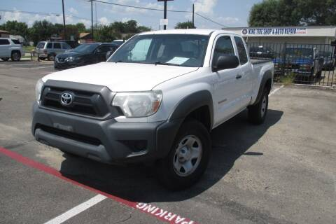2015 Toyota Tacoma for sale at Vemp Auto in Garland TX