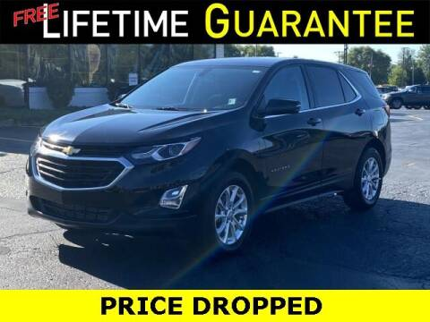 2019 Chevrolet Equinox for sale at Vicksburg Chrysler Dodge Jeep Ram in Vicksburg MI