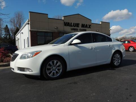 2013 Buick Regal for sale at ValueMax Used Cars in Greenville NC