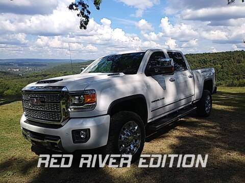 2019 GMC Sierra 2500HD for sale at RED RIVER DODGE - Red River of Malvern in Malvern AR