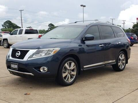 2013 Nissan Pathfinder for sale at Tyler Car  & Truck Center in Tyler TX