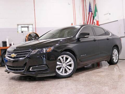 2017 Chevrolet Impala for sale at Unlimited Motor Cars in Bridgeview IL