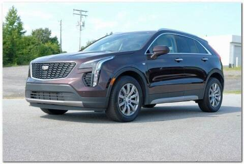 2020 Cadillac XT4 for sale at WHITE MOTORS INC in Roanoke Rapids NC