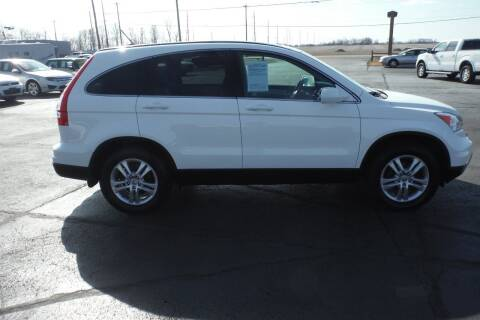 2011 Honda CR-V for sale at Bryan Auto Depot in Bryan OH