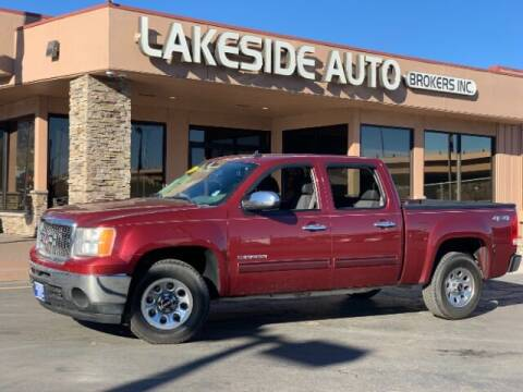 2013 GMC Sierra 1500 for sale at Lakeside Auto Brokers Inc. in Colorado Springs CO