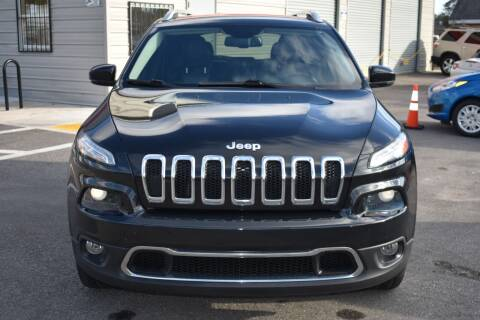 2014 Jeep Cherokee for sale at Mix Autos in Orlando FL