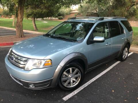 2009 Ford Taurus X for sale at Ideal Cars in Mesa AZ