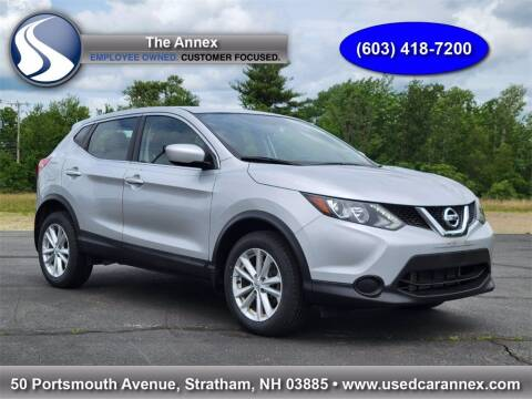 2017 Nissan Rogue Sport for sale at The Annex in Stratham NH