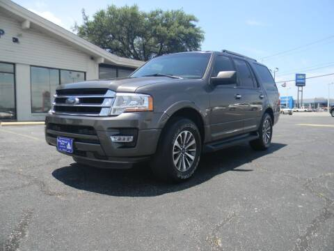 2015 Ford Expedition for sale at MARK HOLCOMB  GROUP PRE-OWNED in Waco TX