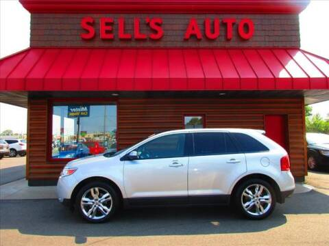 2013 Ford Edge for sale at Sells Auto INC in Saint Cloud MN