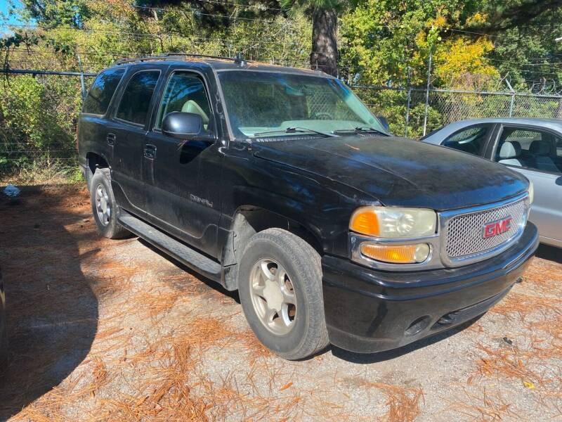 2003 GMC Yukon for sale at Super Wheels-N-Deals in Memphis TN