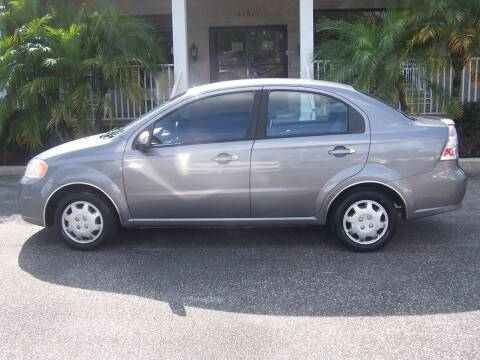 2011 Chevrolet Aveo for sale at Thomas Auto Mart Inc in Dade City FL