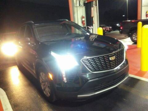 2020 Cadillac XT4 for sale at Tim Short Auto Mall in Corbin KY