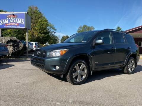 2008 Toyota RAV4 for sale at Sam Adams Motors in Cedar Springs MI