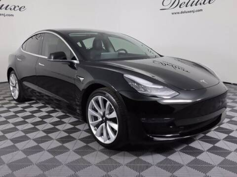 2018 Tesla Model 3 for sale at DeluxeNJ.com in Linden NJ